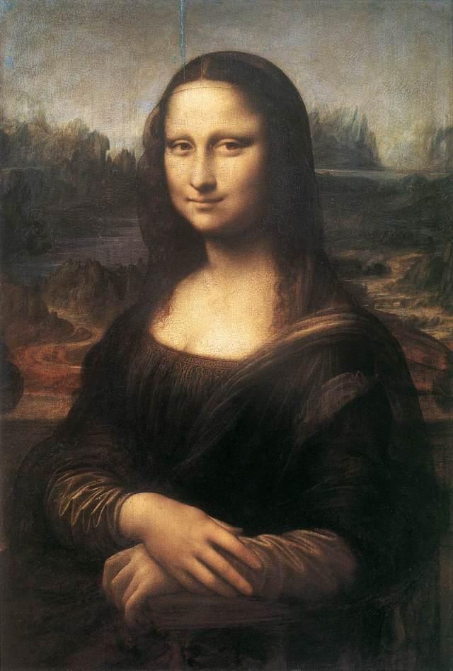 Leonardo da Vinci, Mona Lisa, c. 1503-1505